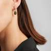 Rose Gold Vermeil Nura Small Teardrop Earrings - LIMITED EDITION - Labradorite - Monica Vinader