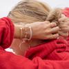 Sterling Silver Alta Capture Charm Bracelet - Monica Vinader
