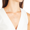 Riva Pod Necklace - Diamond - Monica Vinader