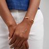 Gold Vermeil Fiji Cuff - Large - Monica Vinader