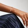 Rose Gold Vermeil Fiji Cuff - Large - Monica Vinader