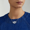 Nura Large Teardrop Necklace - Monica Vinader