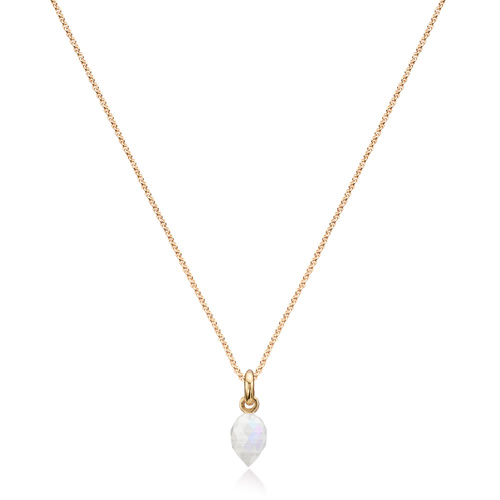Fiji Bud Necklace Set-Moonstone - Monica Vinader