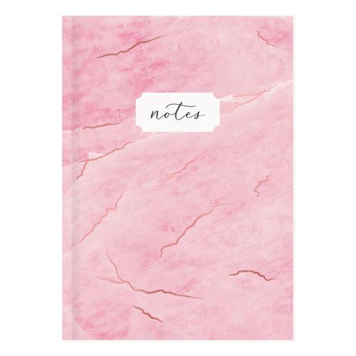 Paper MVxPapier Notebook - Pink Quartz - Monica Vinader