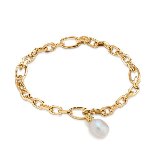 Alta Mini and Pearl Bracelet Set - Monica Vinader