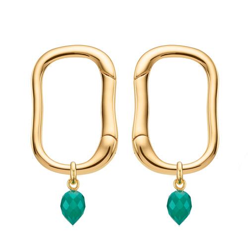 Alta Stud and Bud Earring Set - Monica Vinader