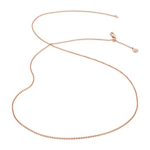 Rose Gold Vermeil Fine Chain 24