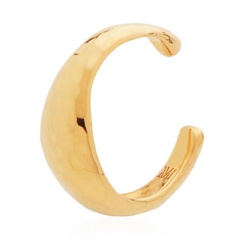 Gold Vermeil Deia Ear Cuff - Monica Vinader