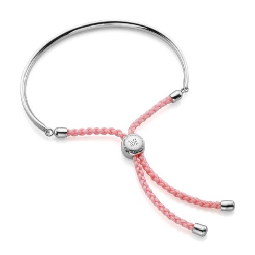 Fiji Friendship Petite Bracelet - Ballet Pink - Monica Vinader