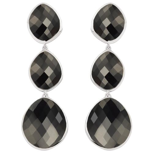 Nugget Cocktail Earrings - Monica Vinader