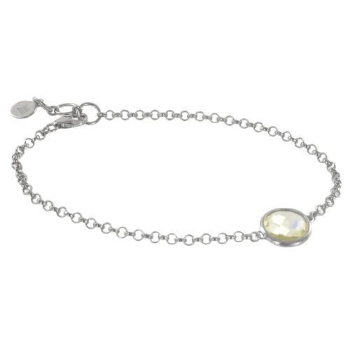 Mini Luna Bracelet - Monica Vinader