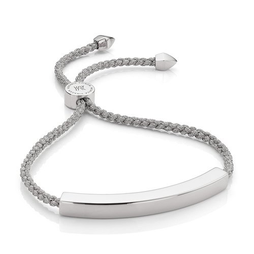 Linear Large Friendship Bracelet - Women's - Monica Vinader