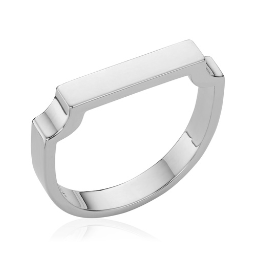 Signature Ring - Monica Vinader