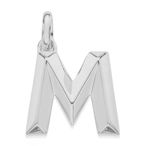 Alphabet Pendant M