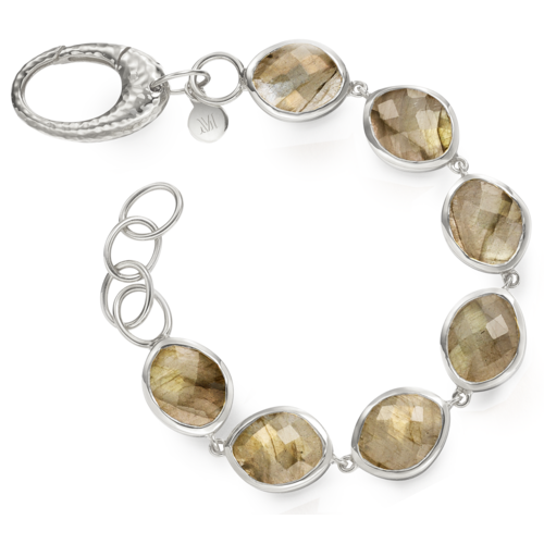 Nugget Link Bracelet - Monica Vinader