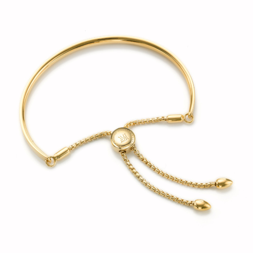 Gold Vermeil Fiji Chain Bracelet