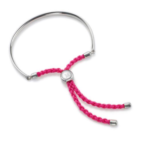 Fiji Friendship Petite Bracelet - Cerise