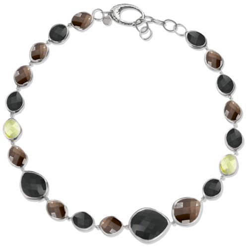 Nugget link Necklace - Monica Vinader