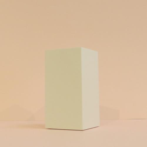 Cuff - Cuff Block 160mm - White - Monica Vinader