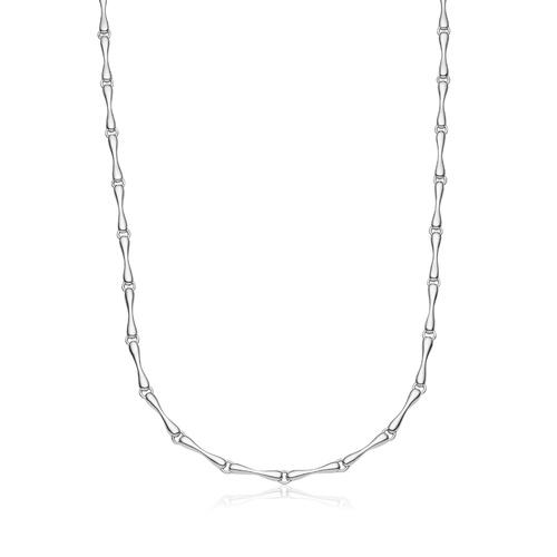 Sterling Silver Nura Reef Necklace - Monica Vinader