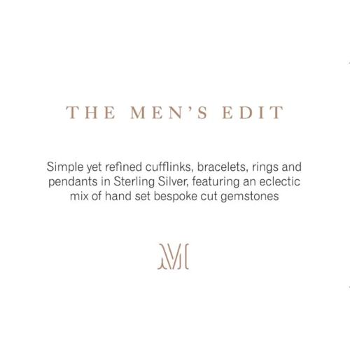 POD Card - The Men's Edit - Monica Vinader