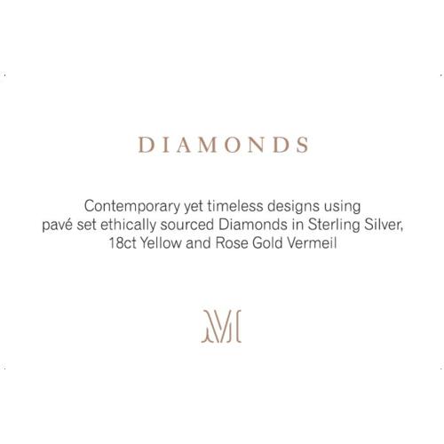 POD Card - Diamonds - Monica Vinader