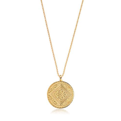 Marie Mini Pendant Charm Necklace Set - Monica Vinader