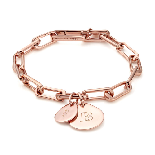 Alta Capture Charm Bracelet Set - The Minimalist - Monica Vinader