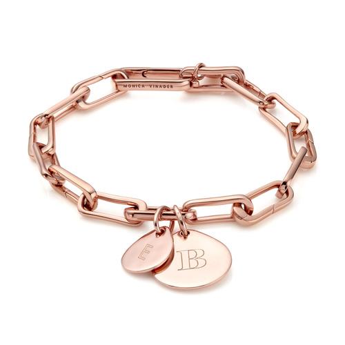 Alta Capture Charm Bracelet Set - The Minimalist - Monica Vinader
