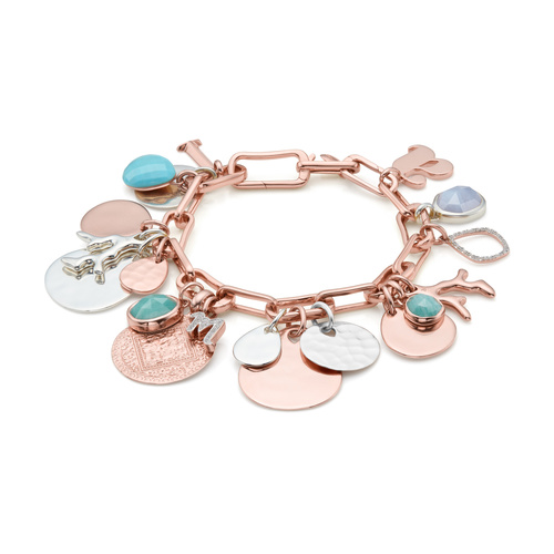 Alta Capture Charm Bracelet Set - The Collector - Monica Vinader