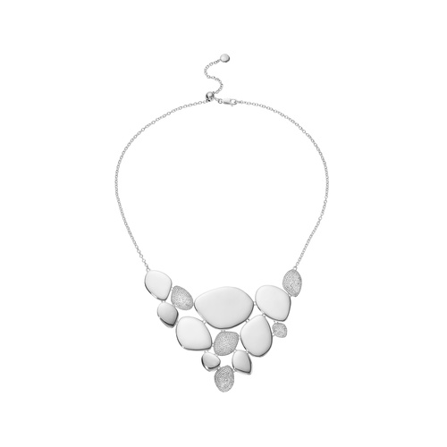 Nura Cocktail Diamond Necklace - Diamond - Monica Vinader