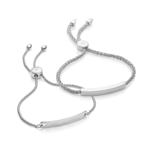 Havana Mini and Linear Bracelet Set - Monica Vinader