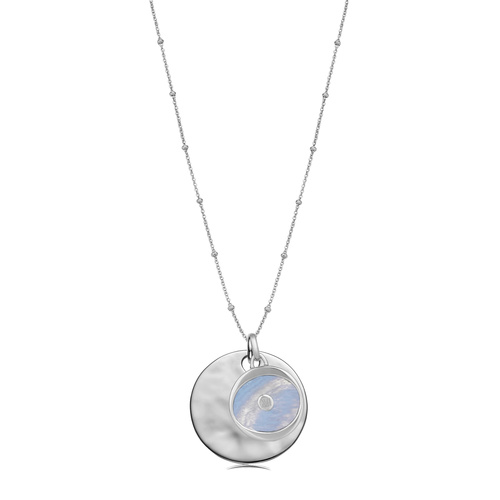 Atlantis and Havana Pendant Charm Necklace Set - Monica Vinader