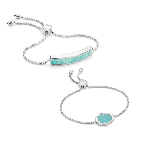Atlantis and Baja Bracelet Set - Monica Vinader