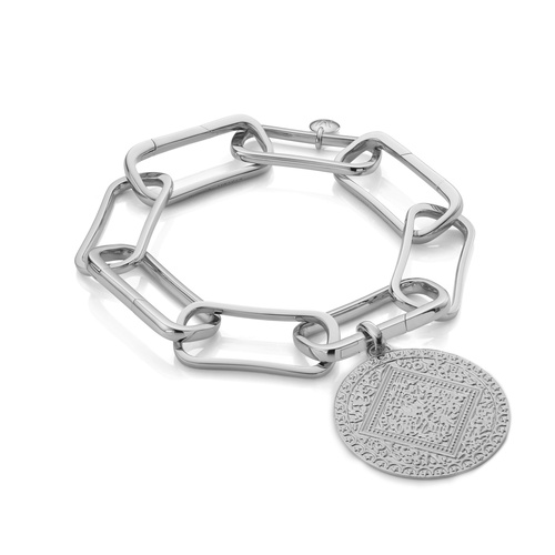 Alta Capture Large Link and Marie Bracelet Set - Monica Vinader
