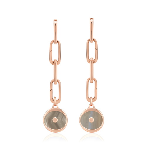 Alta Capture and Atlantis Pendant Charm Cocktail Earring Set - Monica Vinader