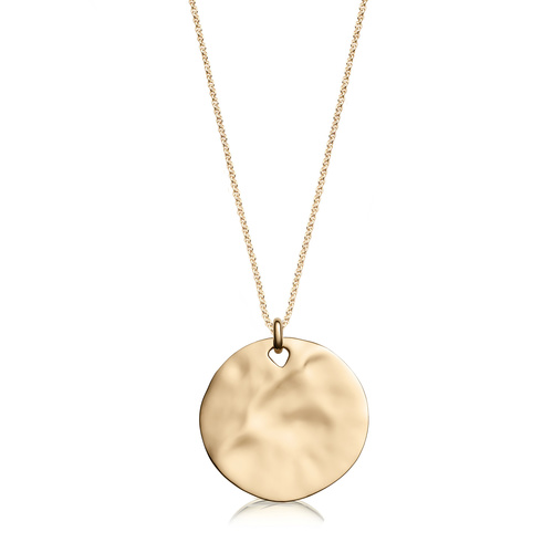 Siren Shore Pendant Charm Necklace Set - Monica Vinader