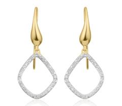 Gold Vermeil Riva Kite earrings
