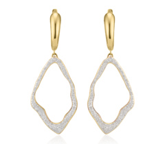 Gold Vermeil Riva Cocktail earrings