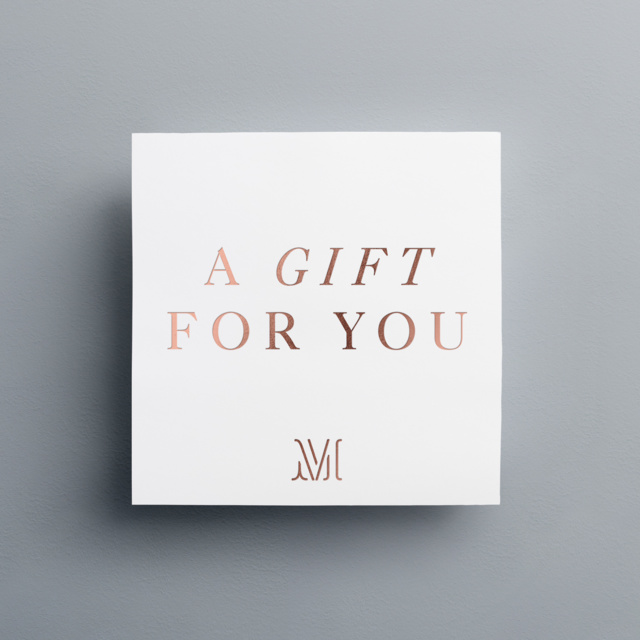 The E Gift Voucher | Jewellery by Monica Vinader